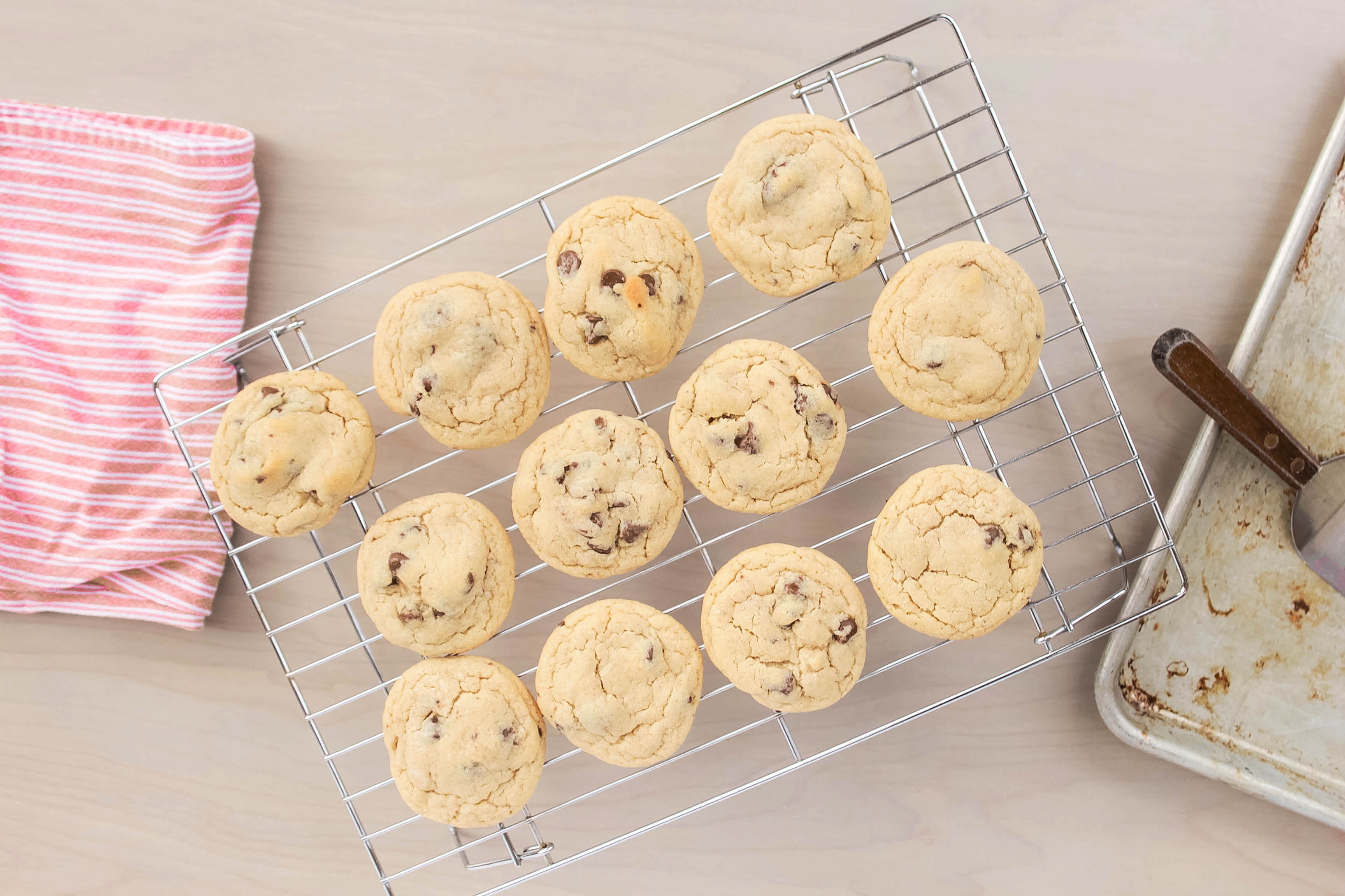 The world's BEST Chocolate Chip cookie recipe | A Lady Knight